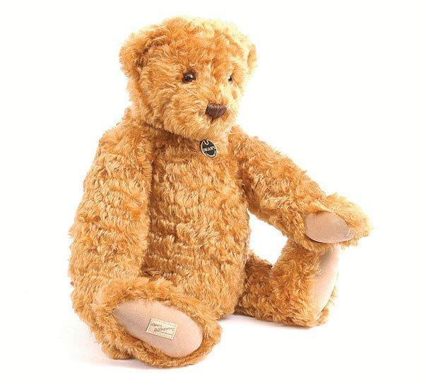 3002: Dean's Rag Book Curly Frank Webster Teddy Bear