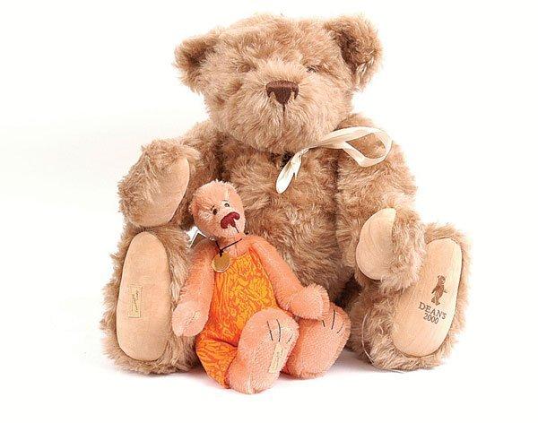3005: Dean's Rag Book 2000 Teddy Bear