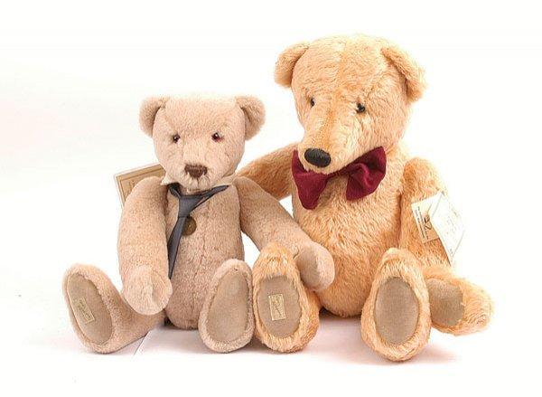 3007: Dean's Rag Book - A Pair of Teddy Bears