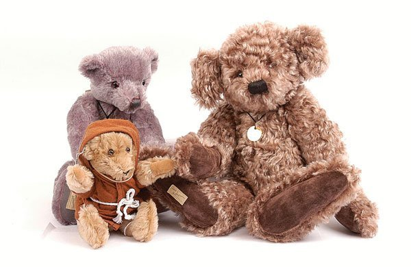 3008: Dean's Rag Book - Three Teddy Bears