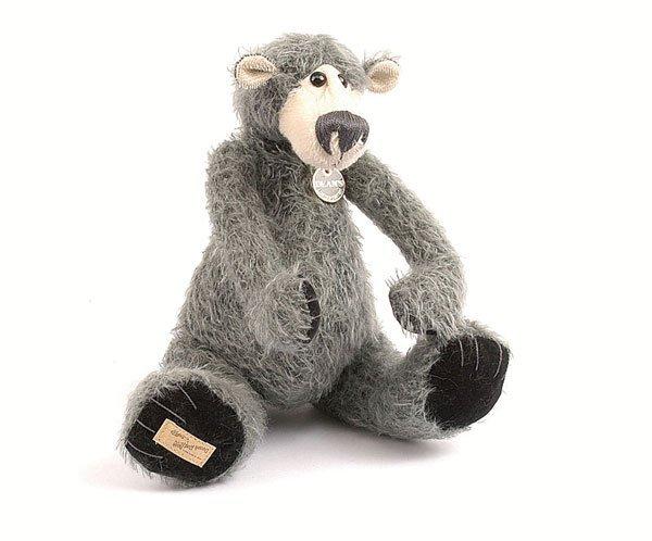 3011: Dean's Rag Book Midnight Jill Baxter Bear