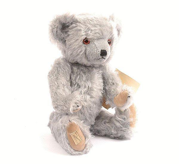 3013: Dean's Rag Book Old Blue Teddy Bear