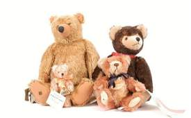 3115: Edward Cramer and Sigikid - Four Teddy Bears
