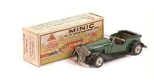 3663: Triang Minic No.17M Vauxhall Tourer