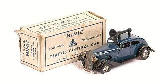 3665: Triang Minic No.29M Traffic Control Car