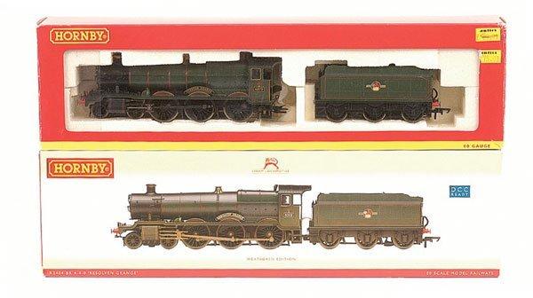4014: Hornby (China) - 2 x Western Region Steam Locos