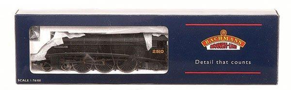 4022: Bachmann 31-962 LNER Wartime Black A4 Class Loco