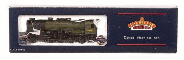 4023: Bachmann 32-255 2-8-0 Austerity Steam Loco