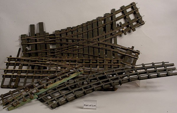4428: A Quantity of Bassett-Lowke and similar Track