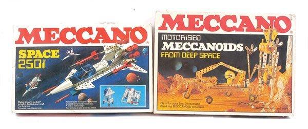 3: Meccano Mechanoids from Deep Space Set