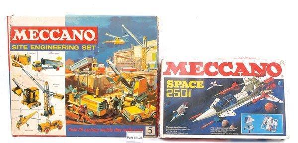 4: Meccano Mechanoids from Deep Space Set