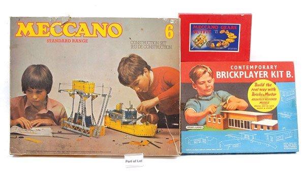 6: Meccano Standard Range Set No.6 & Others
