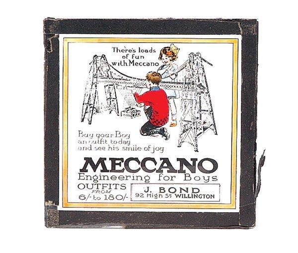 15: Meccano Glass Full Colour Slide