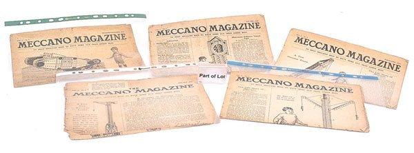 18: Meccano Magazines No.1 - No.25