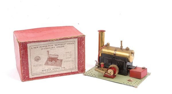 88: Bowman Steam Engine and Boiler