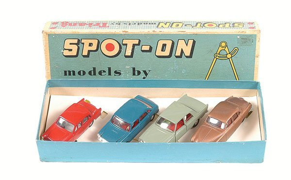1014: Spot-on Presentation Set