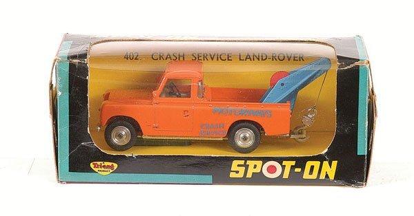 1024: Spot-on No.402 Land Rover Crash Services