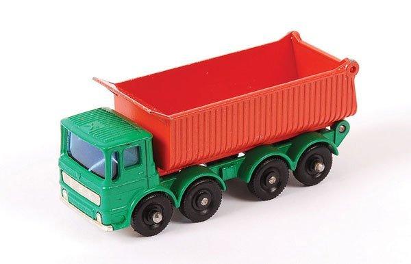 1410: Matchbox Pre-pro No.51c AEC Tipper Truck