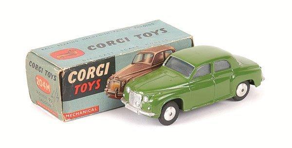 2001: Corgi - No.204M Rover 90 Saloon.
