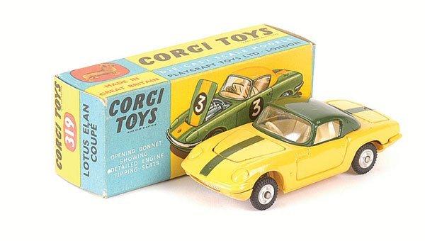 2009: Corgi - No.319 Lotus Elan Coupe