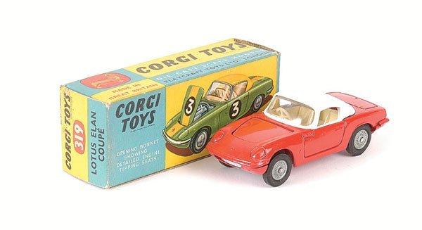 2010: Corgi - No.319 Lotus Elan Coupe