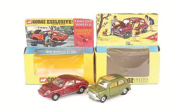 """2013: Corgi - No.334 Mini Cooper """"Magnifique"""""""