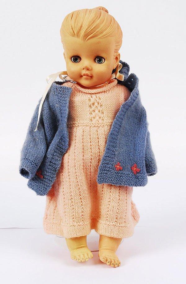 3011: Pedigree Vinyl Doll