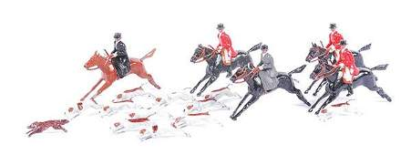 4458 Britains  Hunt Series