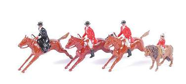 4459 Britains  Hunt Series