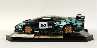 """4003: Maisto 1/12 scale Jaguar XJ220 """"1993 Le Mans"""""""
