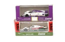 4203: Onyx a group of 14 Jaguar Le Mans Racing Cars