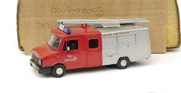 4248: Roxley Models Leyland Daf Fire Engine
