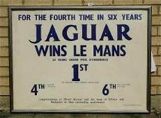 4298: Jaguar Le Mans 1956