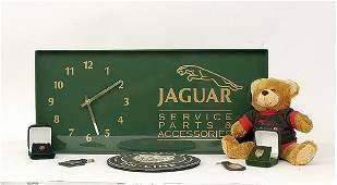 4376: Quantity of Jaguar Dealership & Promo items