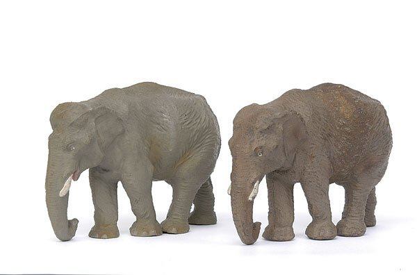 5506: Elastolin, Lineol & similar - Animals.