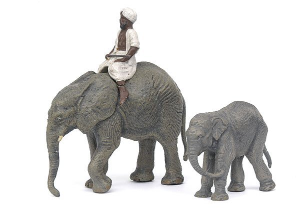 5507: Elastolin, Lineol & similar - Animals.