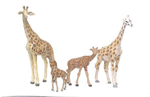 5510: Elastolin, Lineol & similar - Animals.