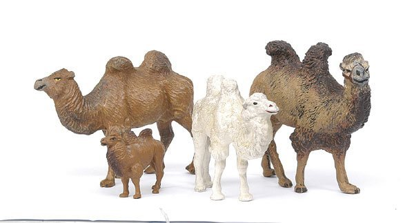 5512: Elastolin, Lineol & similar - Animals.