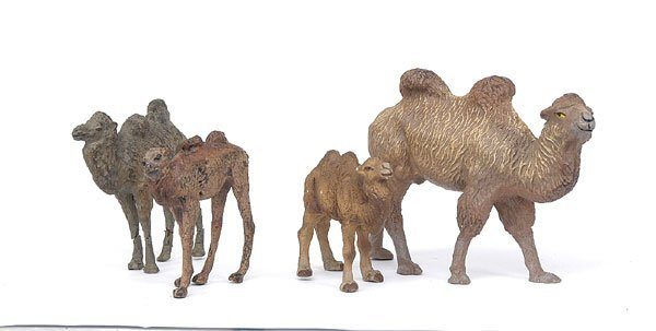 5513: Elastolin, Lineol & similar - Animals.