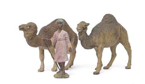5516: Elastolin, Lineol & similar - Animals.