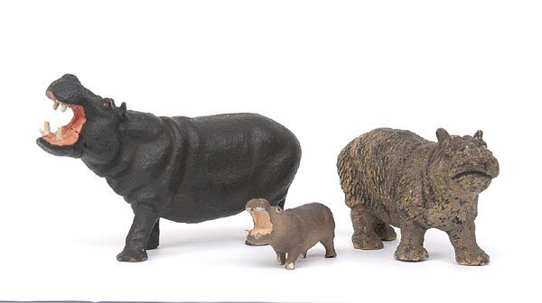 5518: Elastolin, Lineol & similar - Animals.