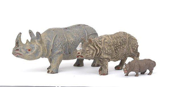 5520: Elastolin, Lineol & similar - Animals.