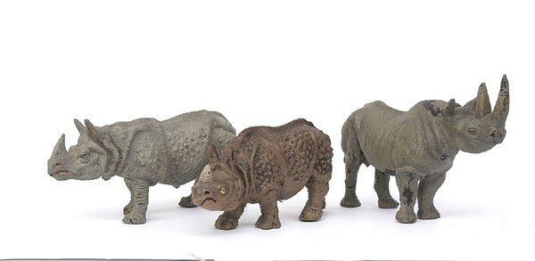 5521: Elastolin, Lineol & similar - Animals.