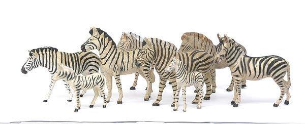 5522: Elastolin, Lineol & similar - Animals.