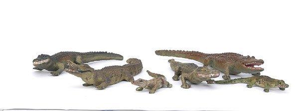 5523: Elastolin, Lineol & similar - Animals.
