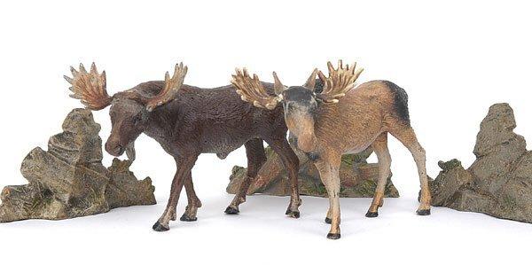 5524: Elastolin, Lineol & similar - Animals.