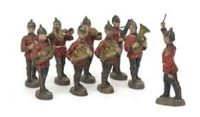 5636: Elastolin, Lineol & similar-Military Figures.