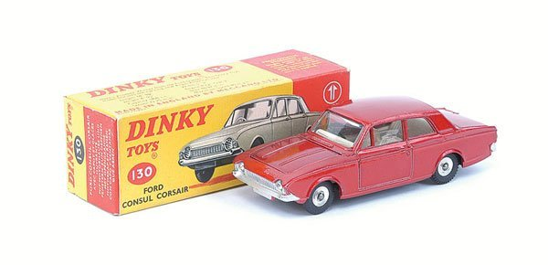 1: Dinky - No.130 Ford Consul Corsair