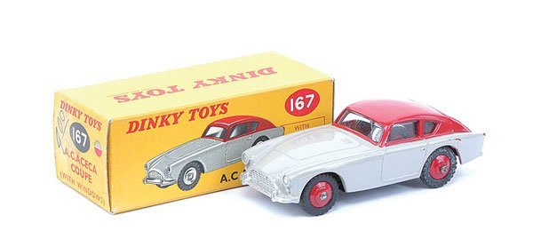 18: Dinky - No.167 AC Aceca Coupe
