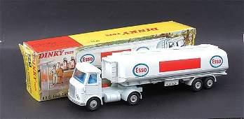 """138: Dinky - No.945 AEC Fuel Tanker """"Esso"""""""